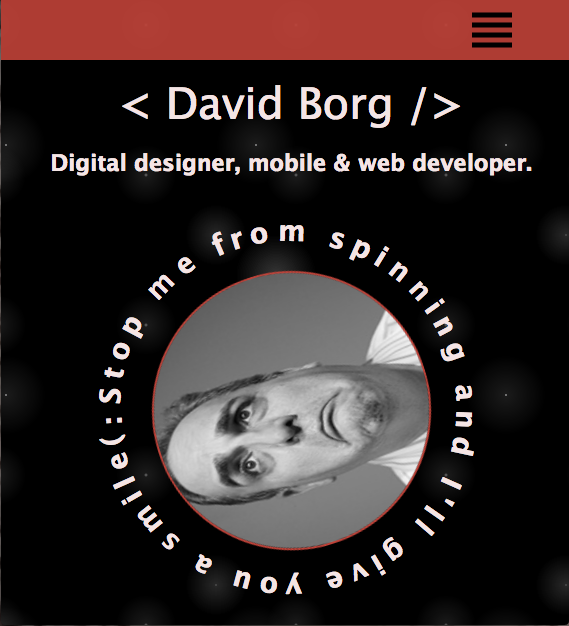 David Borg Screenshot